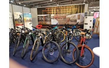 Vélos électriques - Exposition 2020